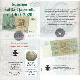 Coins and Banknotes of Finland 2020