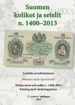 Coins and Banknotes of Finland 2013